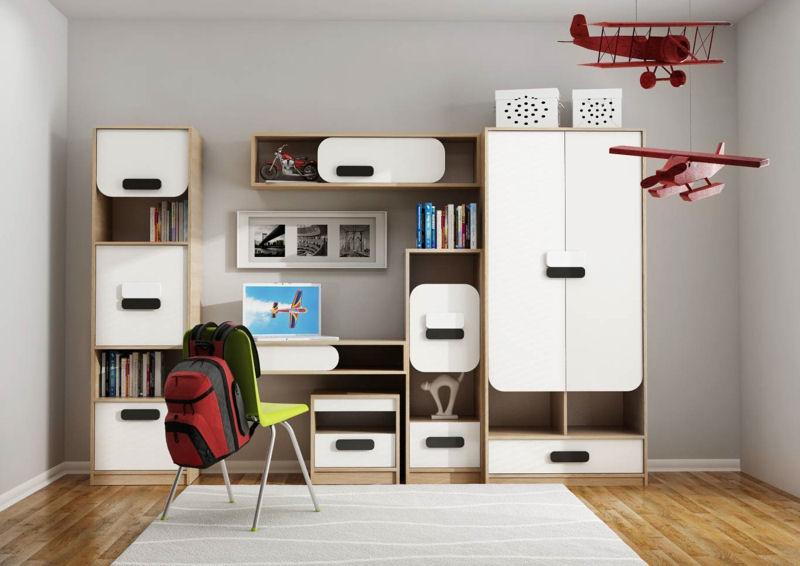 Euro Furniture  Polish furniture UK Black Red White