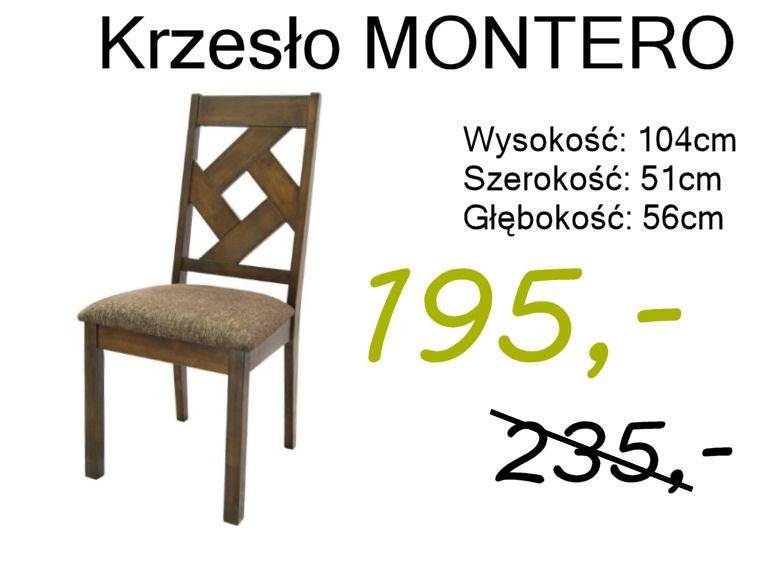 krzeslo montero
