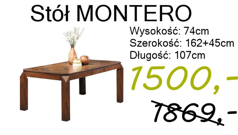 stół montero